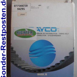 Zahnriemen Dayco 94295 Audi | NT139