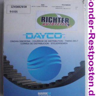Zahnriemen Dayco 94405 Audi VW | NT159