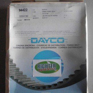 Zahnriemen Dayco 94422 Fiat Ford Lada | NT114