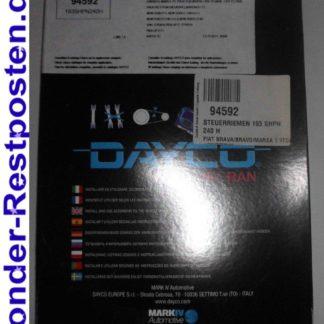 Zahnriemen Dayco 94592 Fiat Lancia | NT175