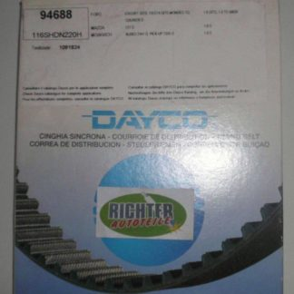 Zahnriemen Dayco 94688 Ford Mazda | NT171