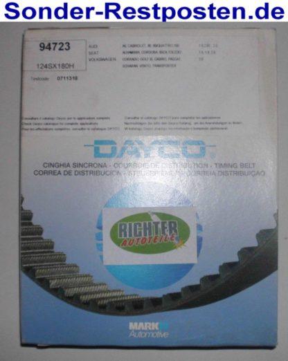 Zahnriemen Dayco 94723 Audi VW | NT150