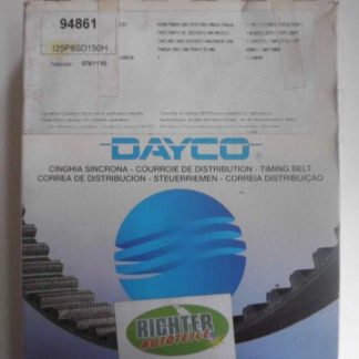 Zahnriemen Dayco 94861 Fiat Lancia | NT219