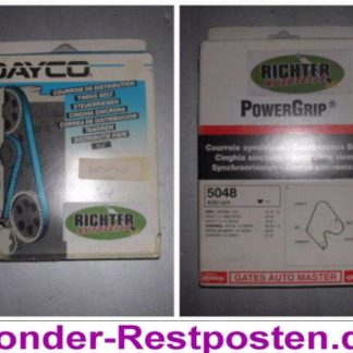 Zahnriemen Dayco / Gates 94240 5048 Opel   NT111