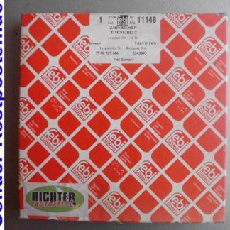 Zahnriemen Febi 11148 Renault Volvo | NT134