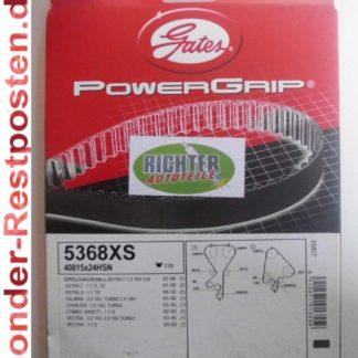 Zahnriemen Gates 5368XS Opel | NT190