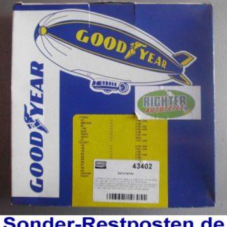 Zahnriemen Goodyear G1096H Citroen Peugeot | NT123