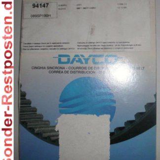 Zahriemen Dayco 94147 Subaru Suzuki | NT196