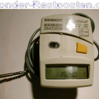 Zenner Zelsius Wärmezähler Heizung Solar Kompaktwärmemengenzähler | GS1069