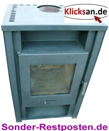 Zirkon Kaminofen Holzofen Kamin Ofen 6KW BM022