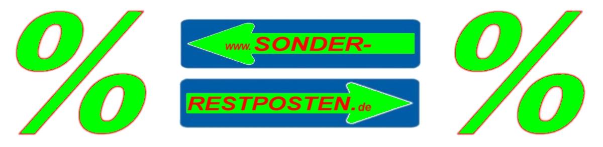 SONDER-RESTPOSTEN.DE www.sonder-restposten.de
